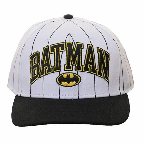 Gorra BATMAN logo amarillo