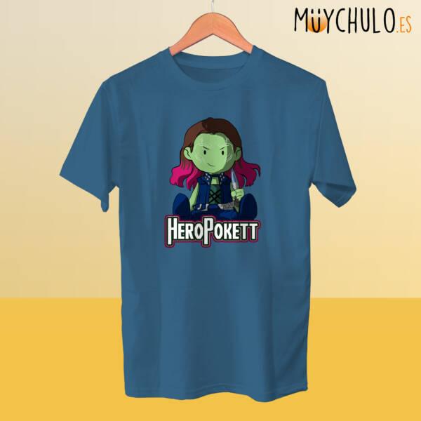 Camiseta Pokett GMR