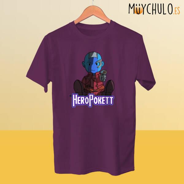 Camiseta Pokett NBL