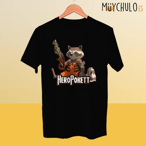 Camiseta Pokett RCKT