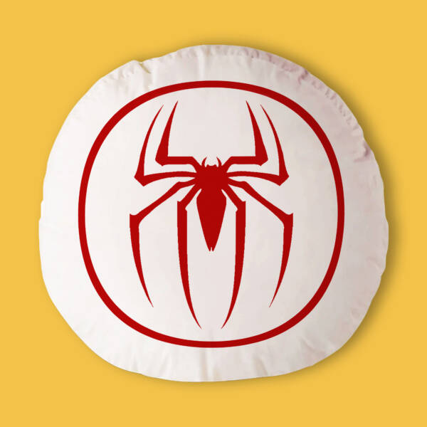 Cojín redondo SPIDERMAN