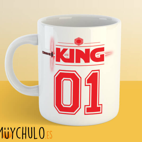 Taza STAR WARS KING & QUEEN king