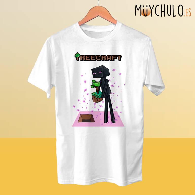 Camiseta TREECRAFT