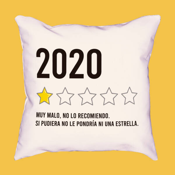 Cojín 2020