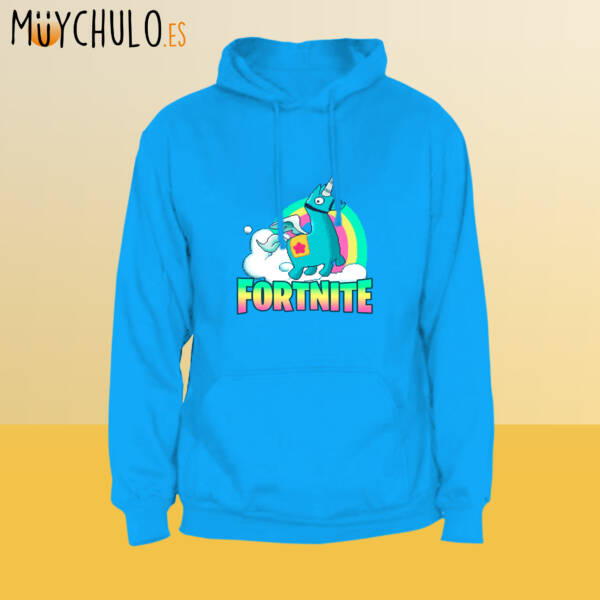 Sudadera UNICORNIO FORTNITE