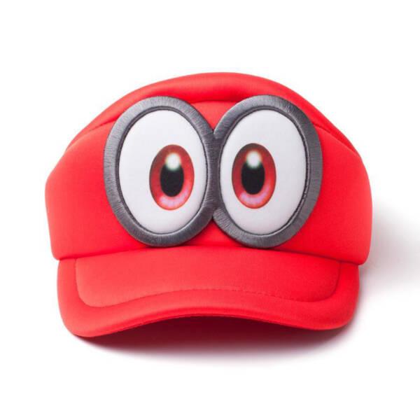 Gorra Mario Odyssey
