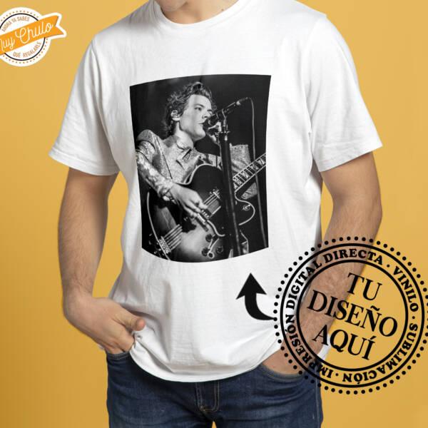 Camiseta manga corta Personalizable