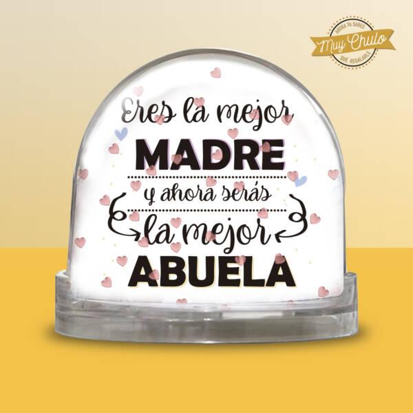 Bola Eres la Mejor Madre y ahora serás la mejor abuela