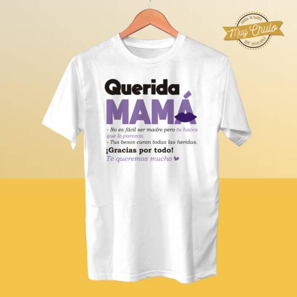Camiseta Querida Mamá