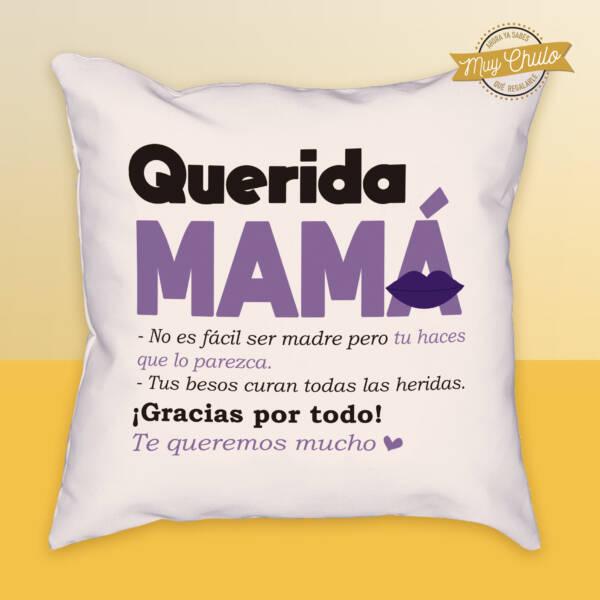 Cojín Querida Mamá