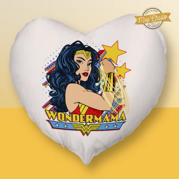 Cojín Corazón WonderMAMA